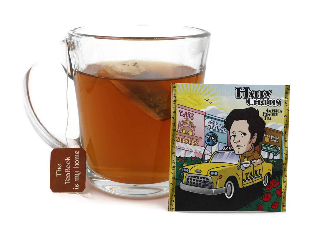 Harry Chai-Pin Ginger Chai Tea Bags