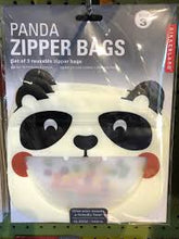 Load image into Gallery viewer, Friendly Pet Zipper Bag Set of 3