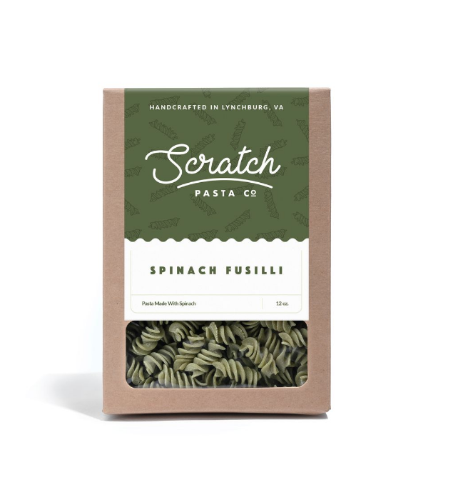 Scratch Spinach Fusilli