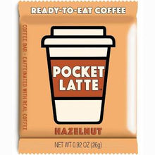 Load image into Gallery viewer, Pocket Latte Coffee Bars