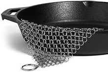 Load image into Gallery viewer, Stainless Steel Chain Scrubber