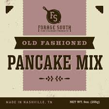 Forage South Pancake Mix