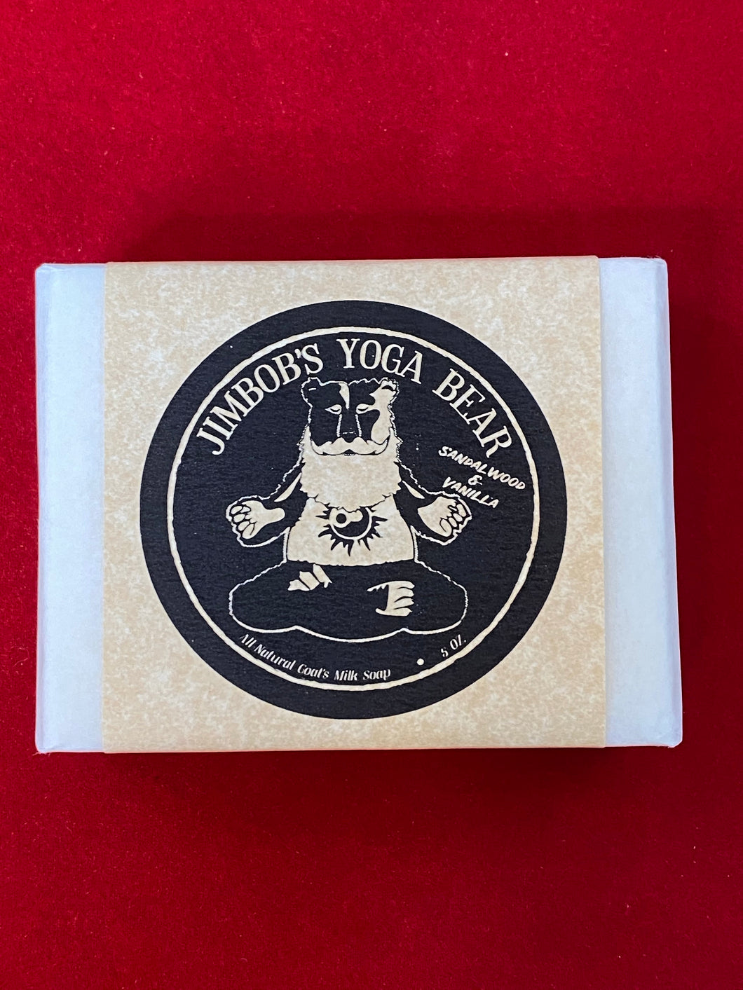 Goat's Milk Soap | JimBob's Yoga Bear