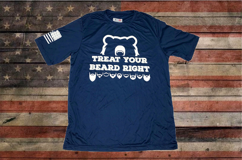 Treat Your Beard Right T-Shirt