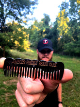 Load image into Gallery viewer, GRIZZLY BULL HORN BEARD COMB (Standard)