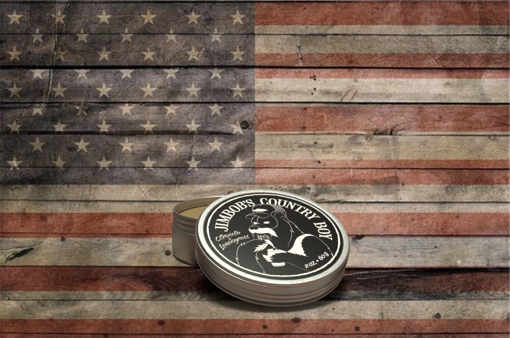 Country Boy Beard Balm (Citronella/Lemongrass)