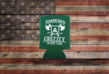 Load image into Gallery viewer, Grizzly Beer Koozie