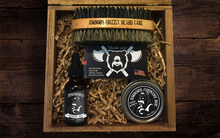 Load image into Gallery viewer, Country Boy Beard Bundle (Citronella/Lemongrass)