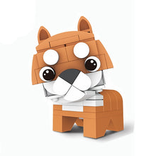 Load image into Gallery viewer, Locking Friends Figures Limited Cute Cat Horse Bear Building Kits Toys for Children Friends Assemble Toy Kids Gifts