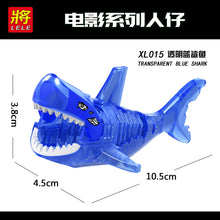 Load image into Gallery viewer, Blocks Pirates of the Caribbean Figure Single Sale Ghost Zombie Shark Building Blocks Bricks Figures Toys for Children
