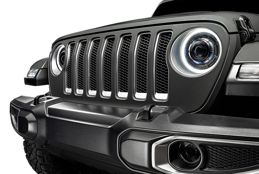 topkit offroad jeep JL led-headlights replacement