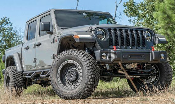 topkit offroad jeep fog and headlight with drl