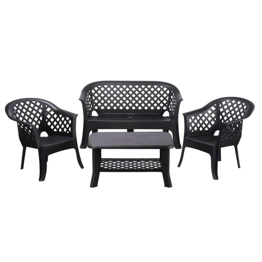 Outdoor Furniture -  Set of 4 - Ecolifestyle.shop