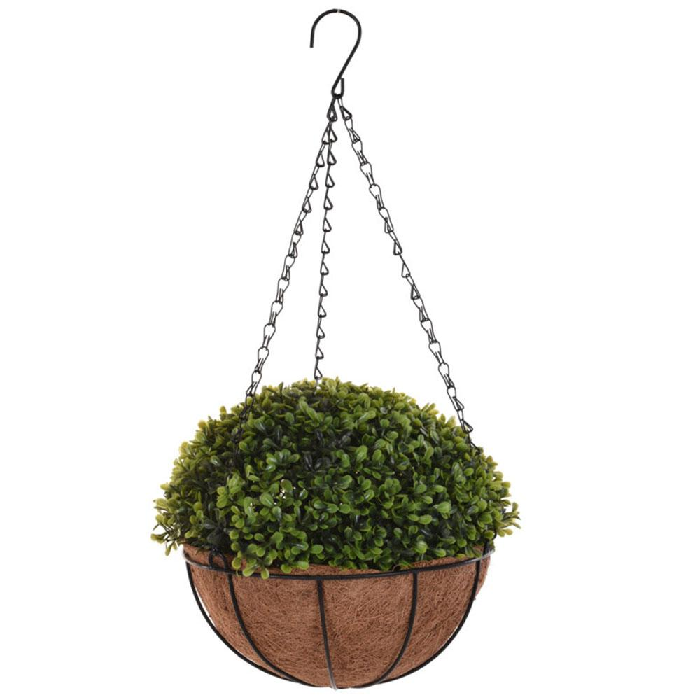Metal Hanging Planter Basket - Ecolifestyle.shop