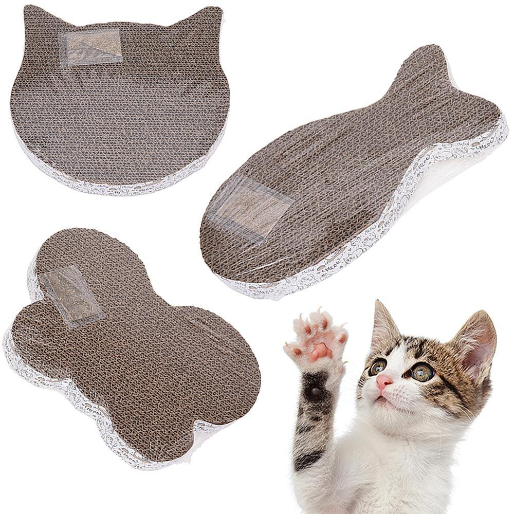 Cat Scratcher - Catnip Infused - Ecolifestyle.shop