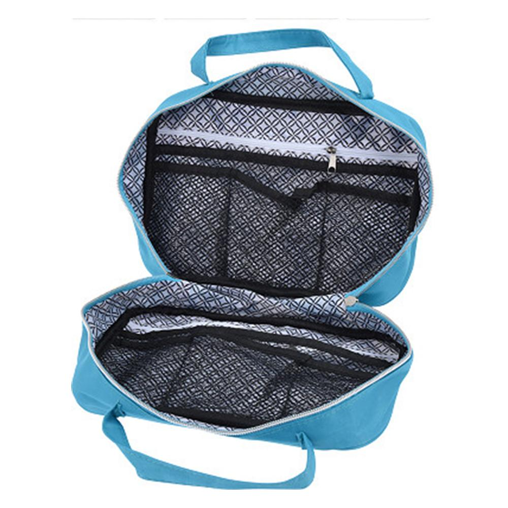 Toiletry bag with hook