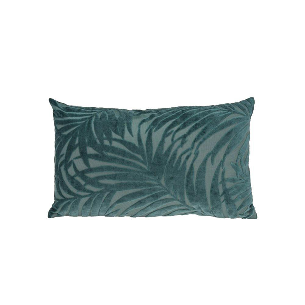Tropical Velvet Cushion - Rectangular - Ecolifestyle.shop