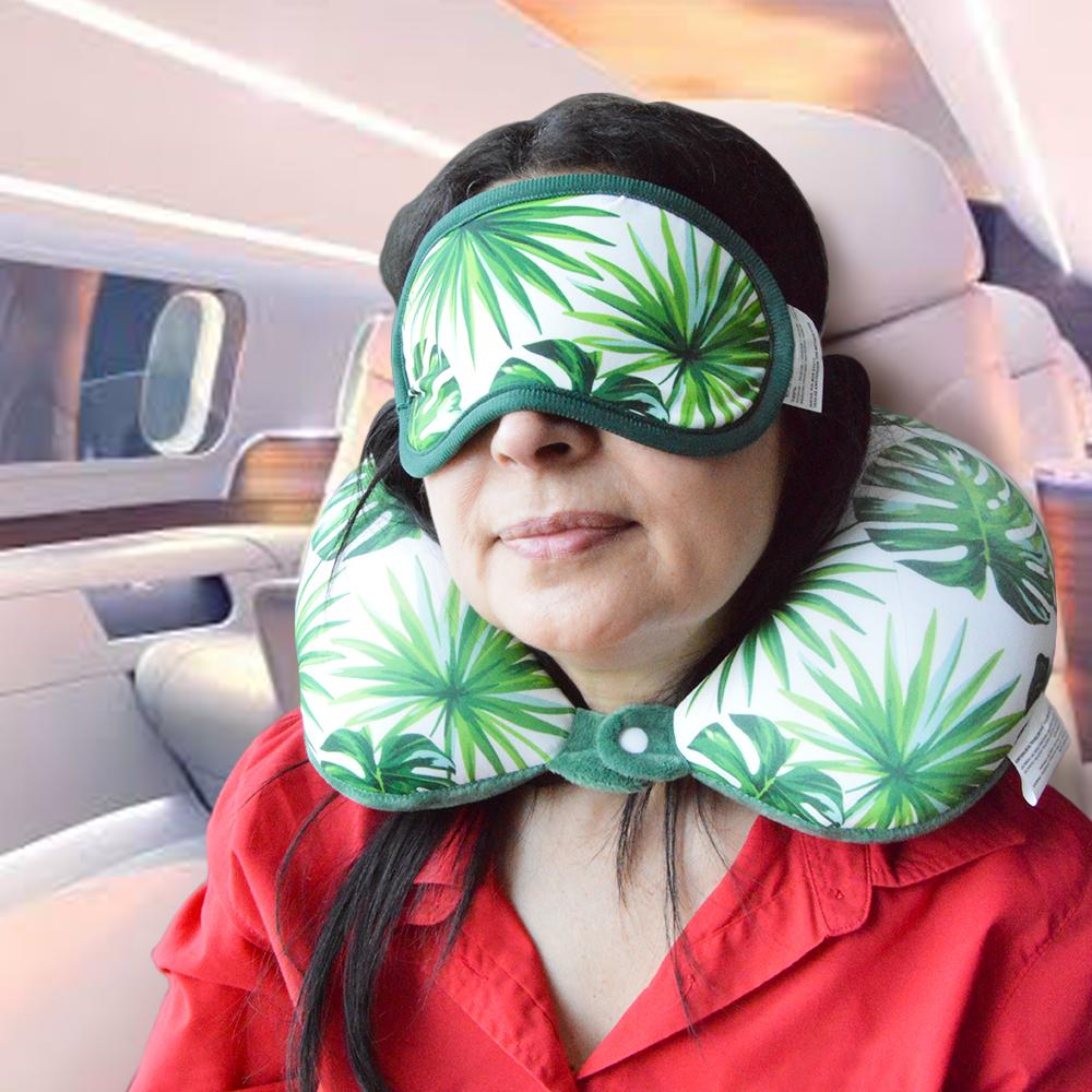 Tropical Neck Pillow