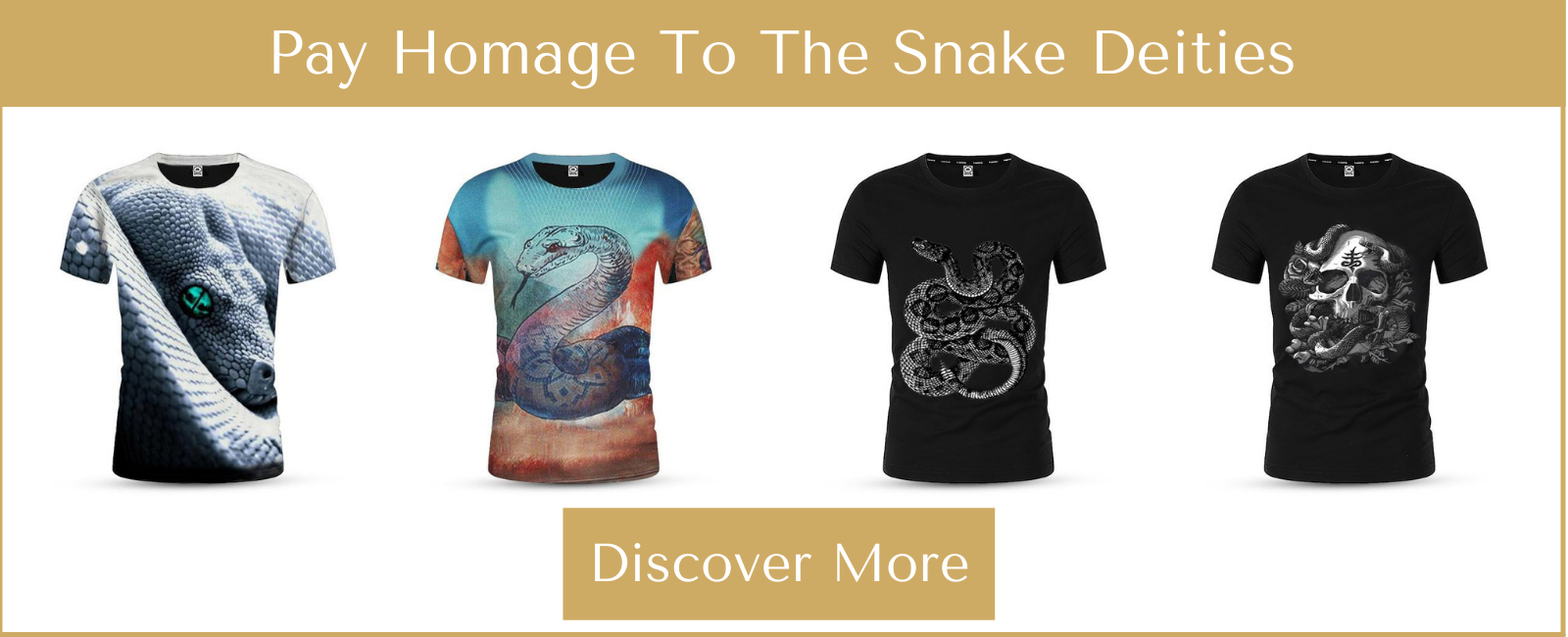 snake t-shirts collection