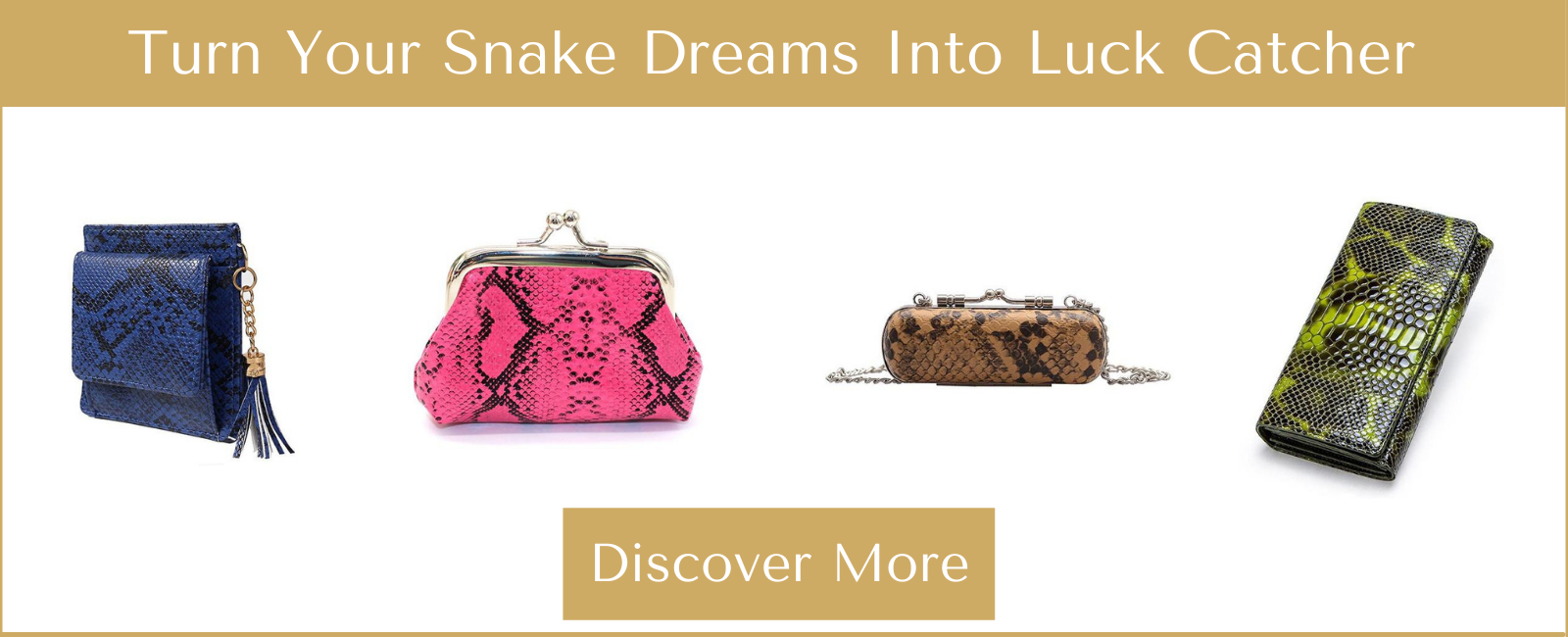 SNAKE WALLET COLLECTION