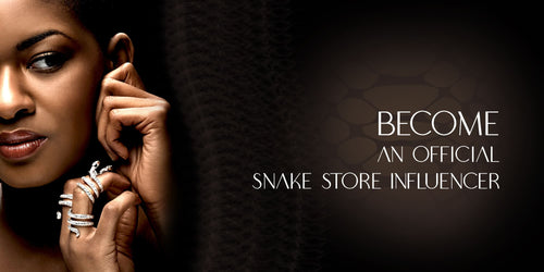 Become an official snake store influencer