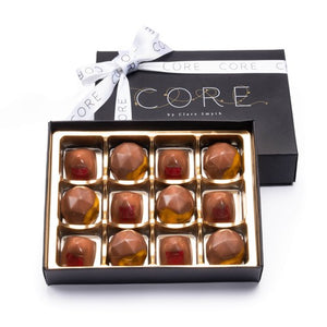 Core handmade chocolates