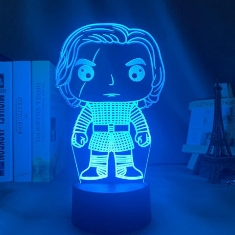 Star Wars Kylo Ren Chibi Figure 3D Illusion Lamp Night Light