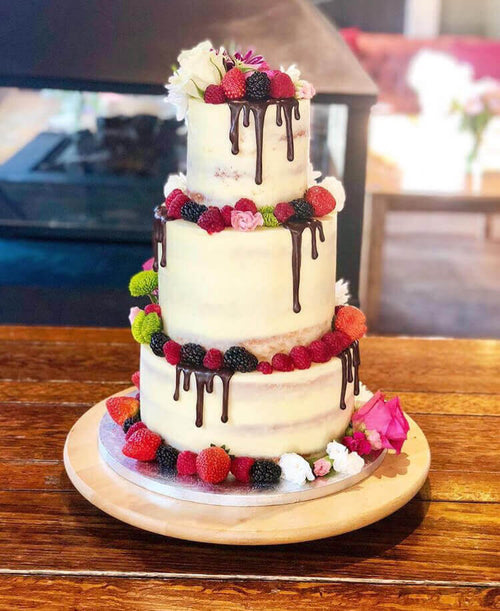 Wedding cakes - The South East Cakery Dulwich South East London
