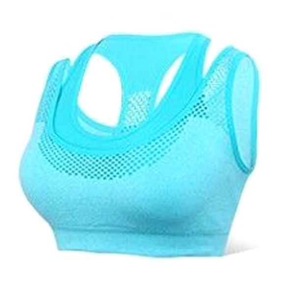 Sport Bra Stretch Underwear Athletic Apparel Vest Gym Sports Yoga Women In Stock