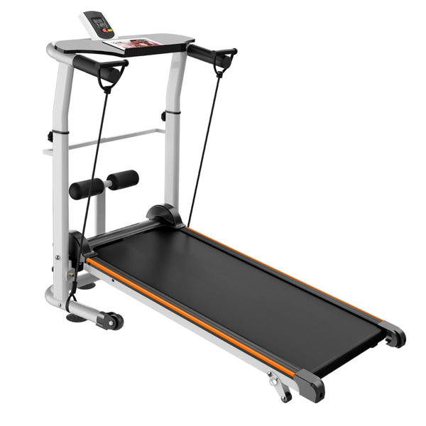 Fitness weight-loss equipment household silent treadmill