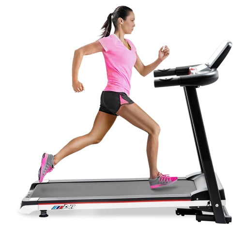 Folding mechanical treadmill Indoor Treadmill Folding Running Training Twisting Machine  Mini Mute Treadmill