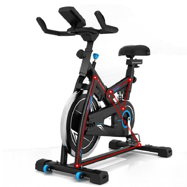 Calories burned indoor  Magnetic Exercise  Bike