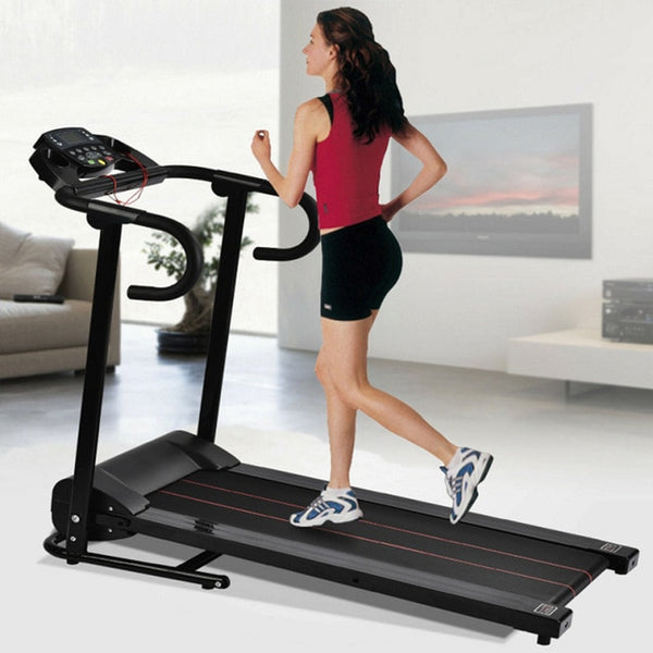 Home Running Fitness Indoor Running Professional Heart Rate Measurement Foldable Multifunctional Treadmill