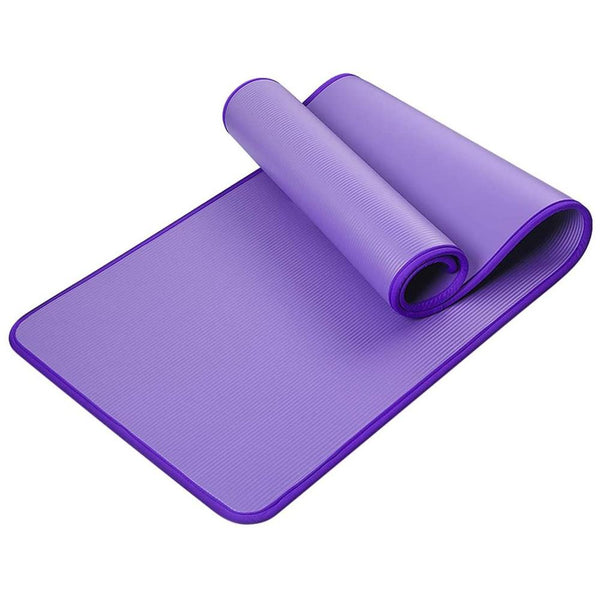 Yoga Mat Extra Thick Non-slip Pillow Mat For Men Women Fitness Tasteless Gym Exercise Pads Yoga Mat
