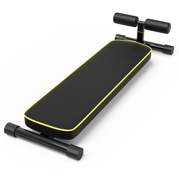 Simple Sit Up Bench Supine Board Home Fitness Equipment Abdominal Crunches Gym Exercise Equipment Bench Press
