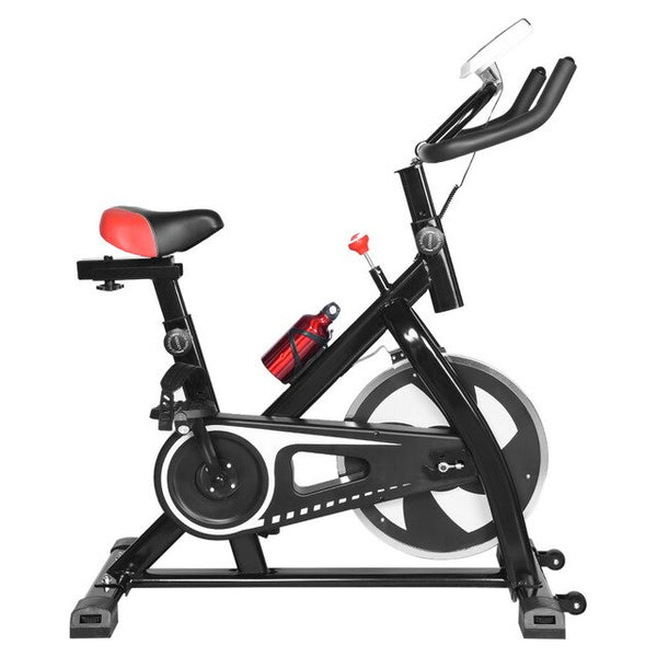 Spinning Cycling Bike-Belt Drive Indoor Magnetic Exercise Bike Indoor Stationary Bike Home Cardio Gym Workout