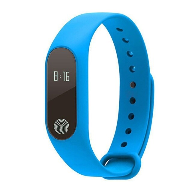 M2 Bluetooth Bracelet Touch Screen Smart Band Heart Rate Monitoring Sleep Tracker Smart Wristband Sports Smart Bracelets for IOS