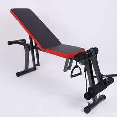 Adjustable Sit Up Weight Fitness Weight Bench Press Full Body Workout Gym Incline Decline Press Gym Home Exercise Flat Bench