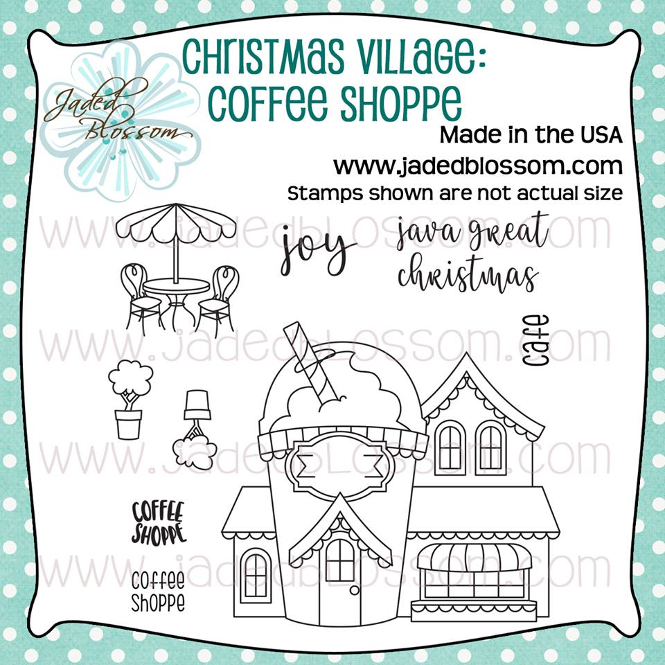 Christmas Village Coffee Shoppe