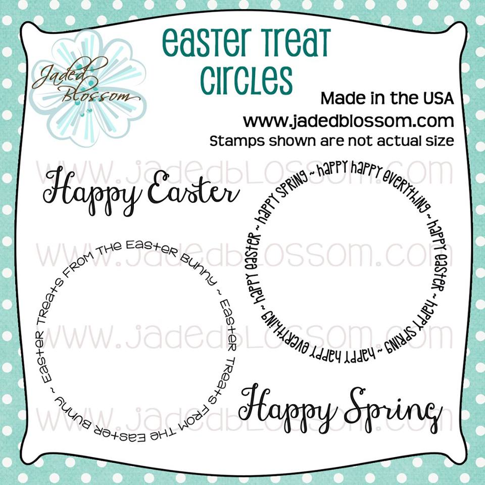Easter Treat Circles