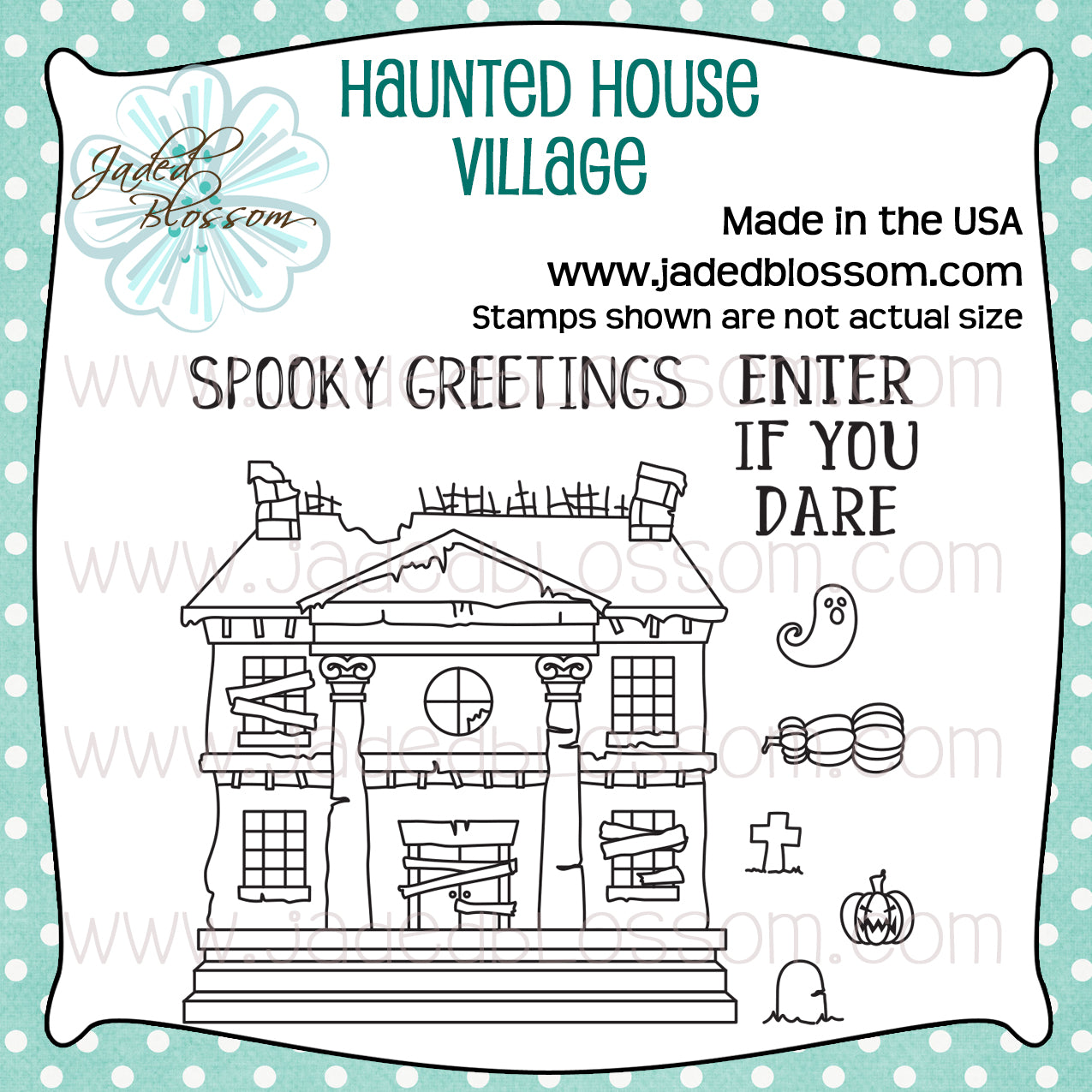 Haunted House Village