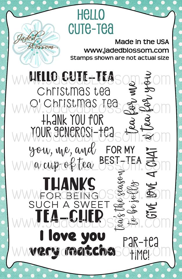 Hello Cute-Tea