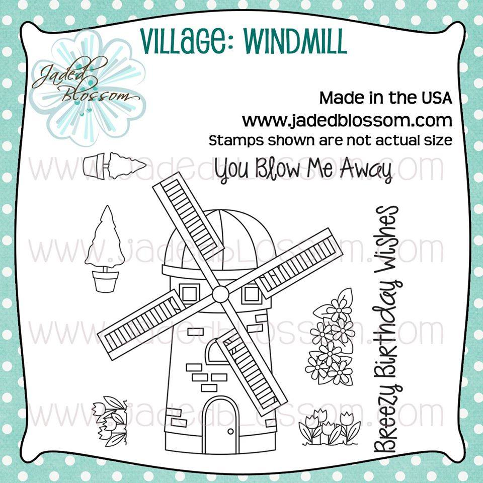 Village Windmill