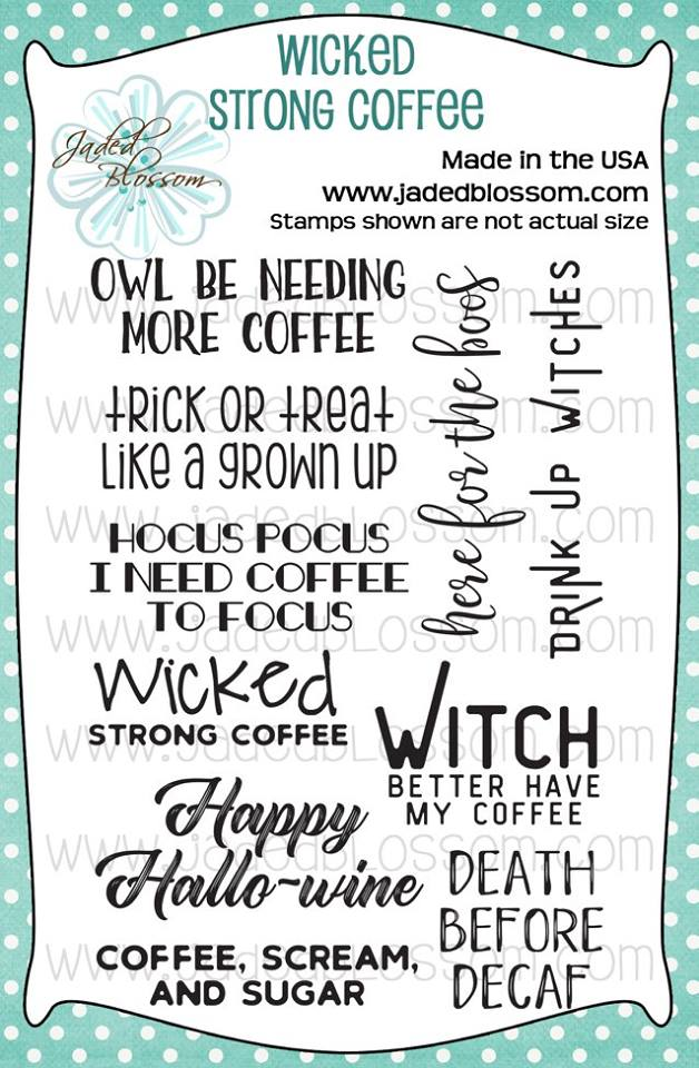 Wicked Strong Coffee