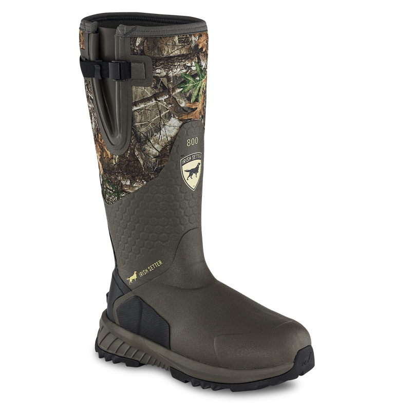 IRISH SETTER 4849 MUDTREK UNISEX FULL FIT 800gm