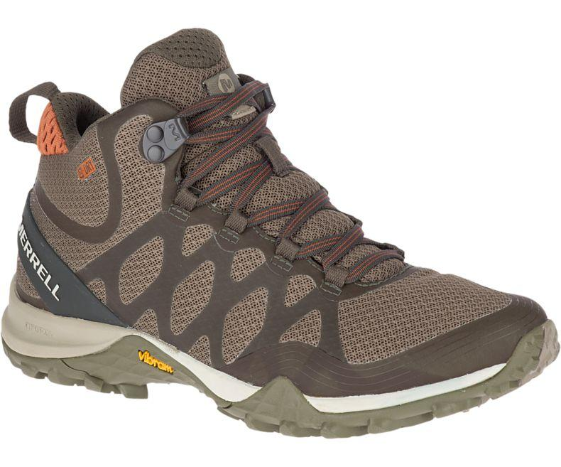 MERRELL WOMEN'S SIREN 3 MID WATERPROOF J52900