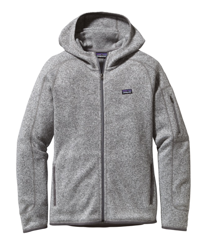 PATAGONIA WOMEN'S BETTER SWEATER FULL ZIP HOODY 25538