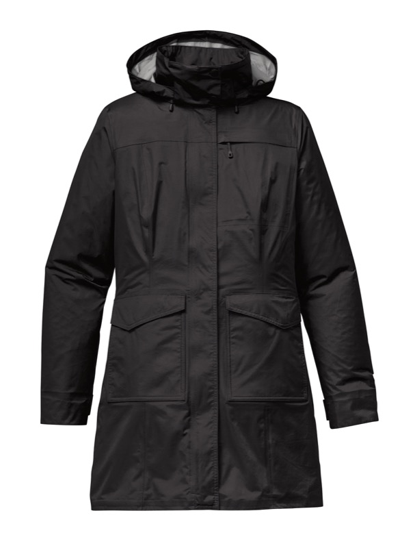 PATAGONIA WOMEN'S TORRENT SHELL CITY COAT