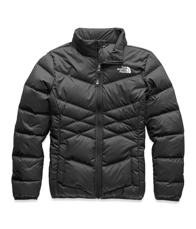 THE NORTH FACE GIRLS' ANDES DOWN JACKET NF0A34V2