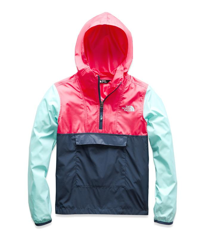 THE NORTH FACE GIRL'S FANORAK NF0A3NJB